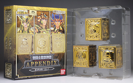 Pandora Box vol2 APPENDIX
